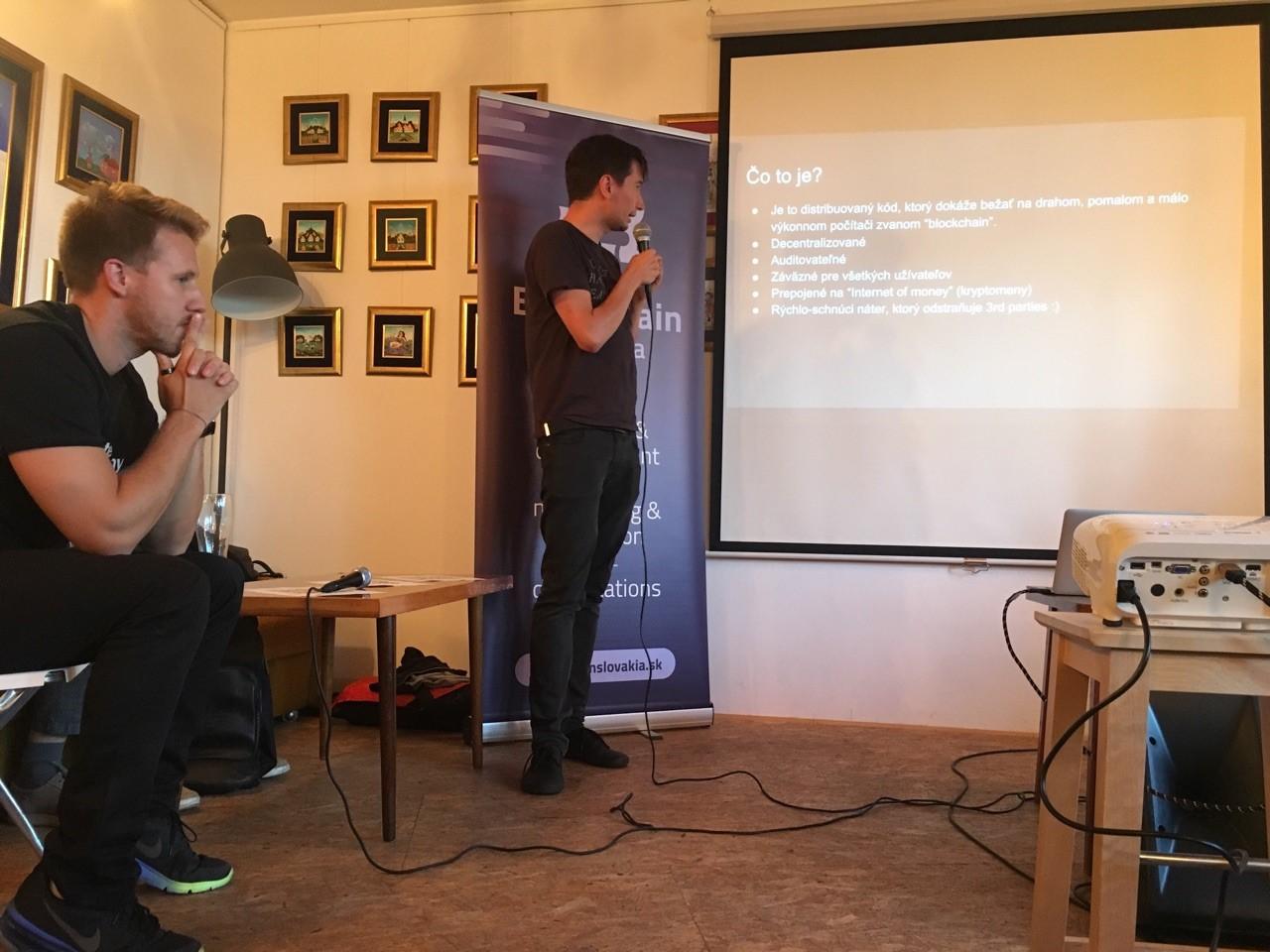 Blockchain Slovakia - 2